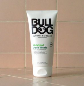 Bulldog Natural Skincare Original Face Wash for Men Caulfields Counter