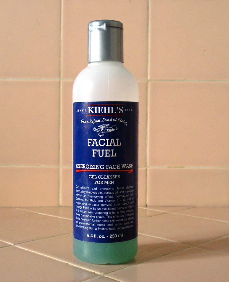 Facial fuel review