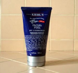 Kiehl's Facial Fuel SPF 15 Energizing Moisture Treatment for Men Caulfield's Counter Product Review