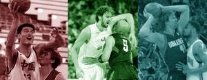 Yao Pau Dirk NBA Armpits