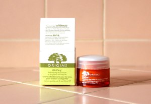Origins GinZing Refreshing Eye Cream Product Review Caulfields Counter Dark Circles Puffy Puffiness Male Skincare Mens Grooming Wakes up