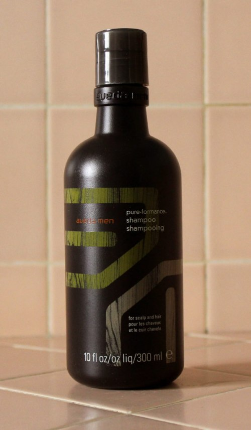 Aveda Men Pure-Formance Shampoo Product Review Caulfields Counter Male skincare Hair haircare