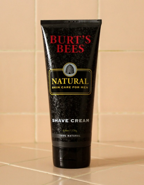 Burt's Bees Natural Skin Care For Men Shave Cream Giveaway Contest Review Caulfields Counter Mens Grooming Male Skincare Shaving