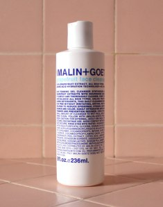 malin + goetz grapefruit face cleanser caulfields counter male skincare mens skin care sensitive product review & and malin+goetz malin&goetz