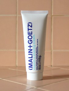 malin and goetz vitamin e shaving cream product review shave mens grooming male skincare caulfields counter 01