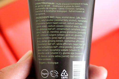 Aubrey Organics Men's Stock North Woods Shave Cream Ingredients List Caulfields Counter Mens Grooming Shaving Male Skincare