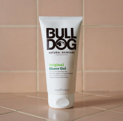 Bulldog Natural Skincare for Men Original Shave Gel