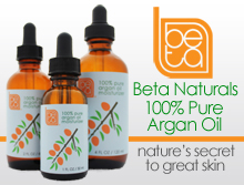 Beta Naturals All Natural Skin Care Pre Shave Oils Moisturizers Pure Organic Argan Oil Men's Grooming Beauty
