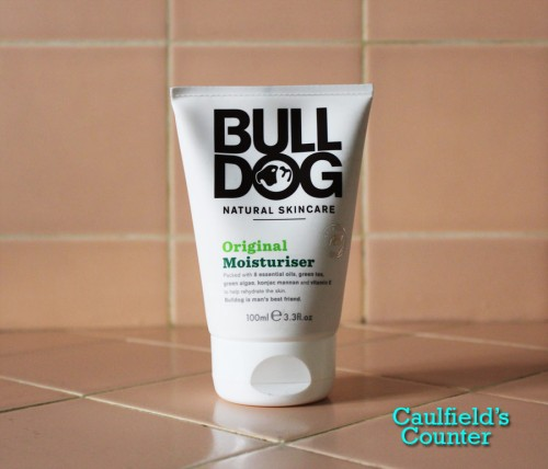 Bulldog Natural Skincare for Men Original Moisturiser Review