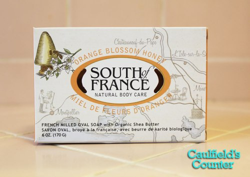 South of France Orange Blossom Honey Bar Soap Review