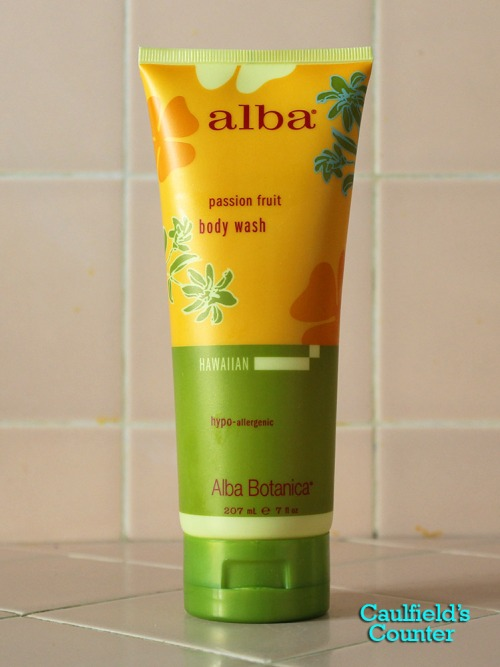 Alba Botanica Hawaiian Body Wash Passion Fruit Review Caulfield's Counter
